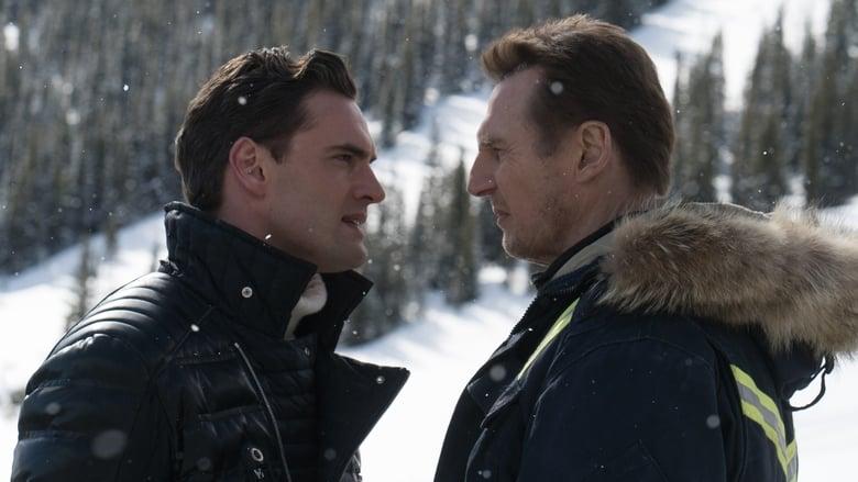 кадр из фильма Снегоуборщик