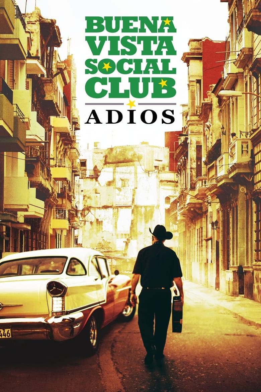 Buena Vista Social Club: Adios - poster