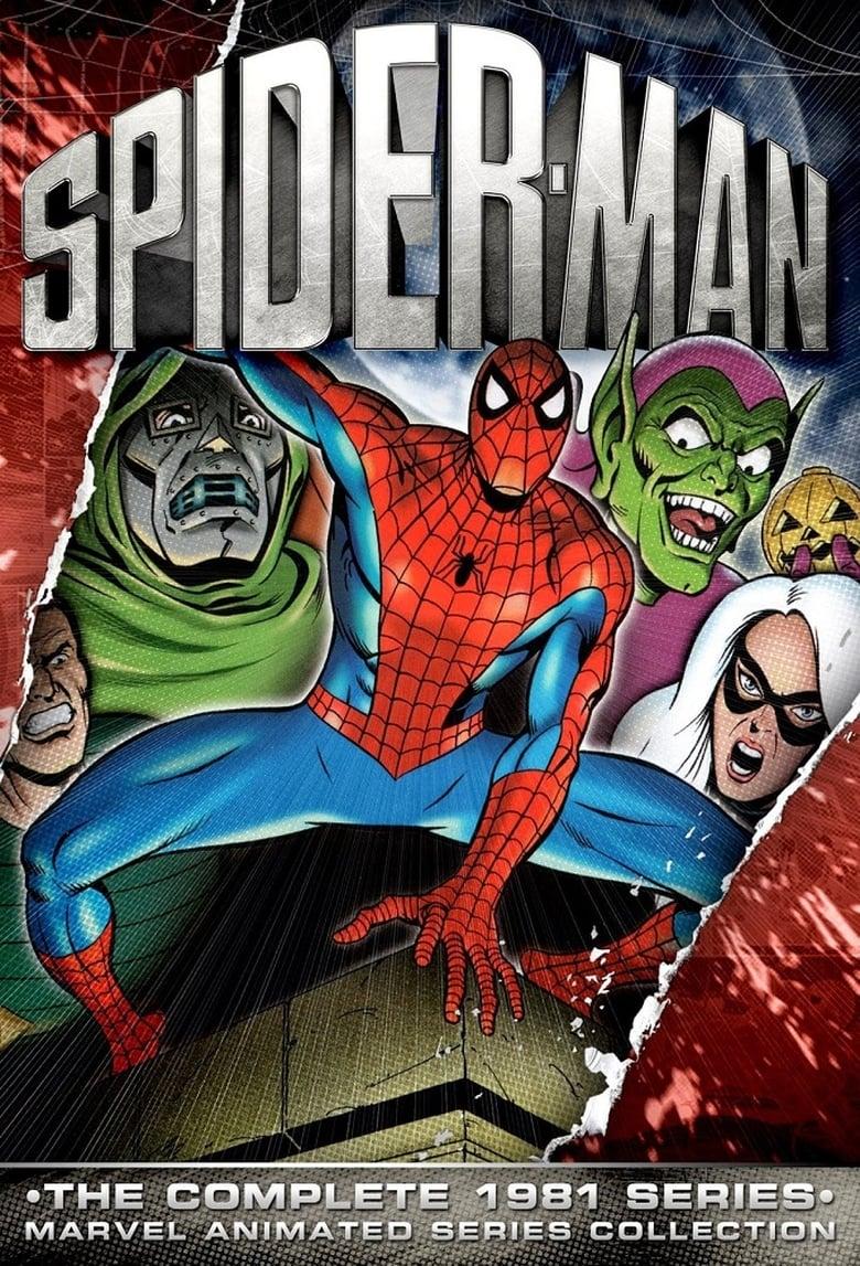 Wer streamt Spiderman 5000? Serie online schauen
