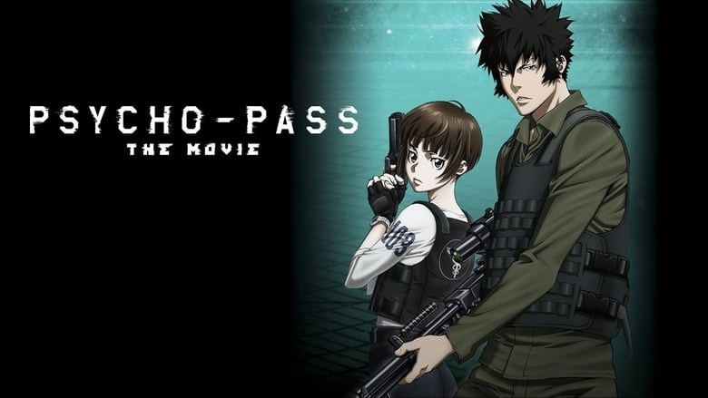 Psycho-Pass+Movie