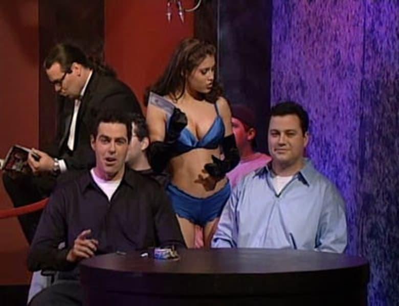 Final, stripper in a sperm bank