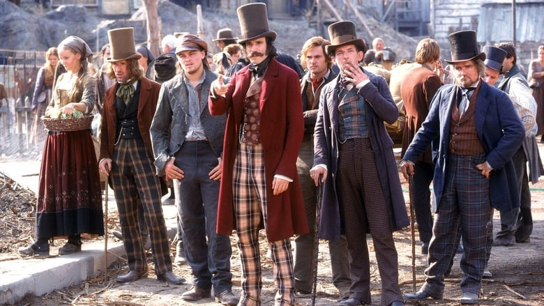Gangs of New York (2002) Dual Audio [Hindi + English] | x264 | x265 10bit HEVC WEB-DL | 1080p | 720p