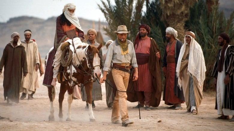 кадр из фильма Идальго: Погоня в пустыне