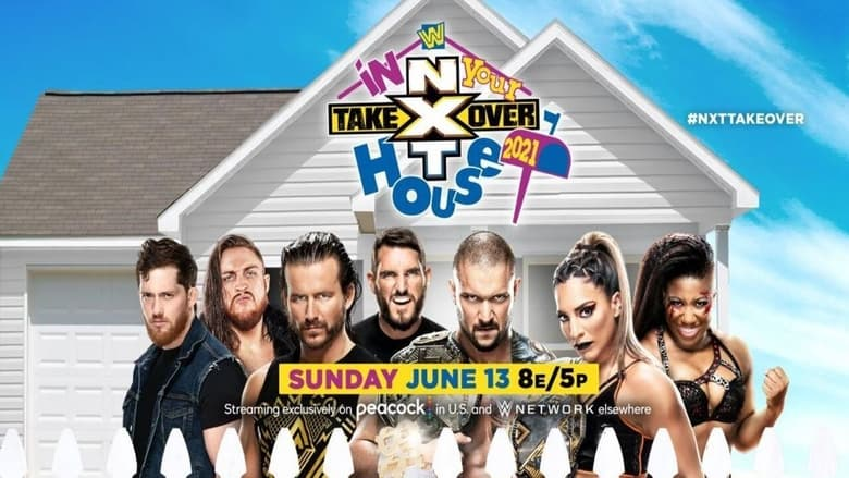 NXT TakeOver: In Your House 2021 2021