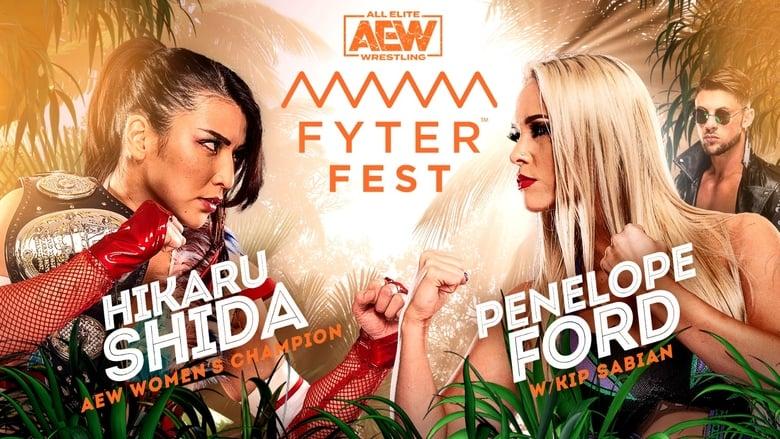 Watch AEW Fyter Fest 2020 Putlocker Movies