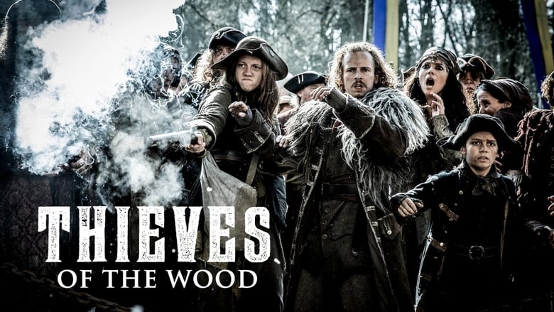poster Thieves of the Wood