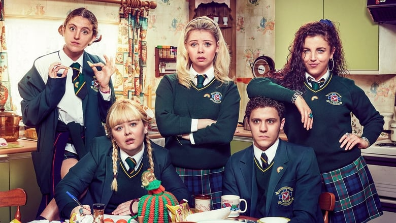 Derry+Girls