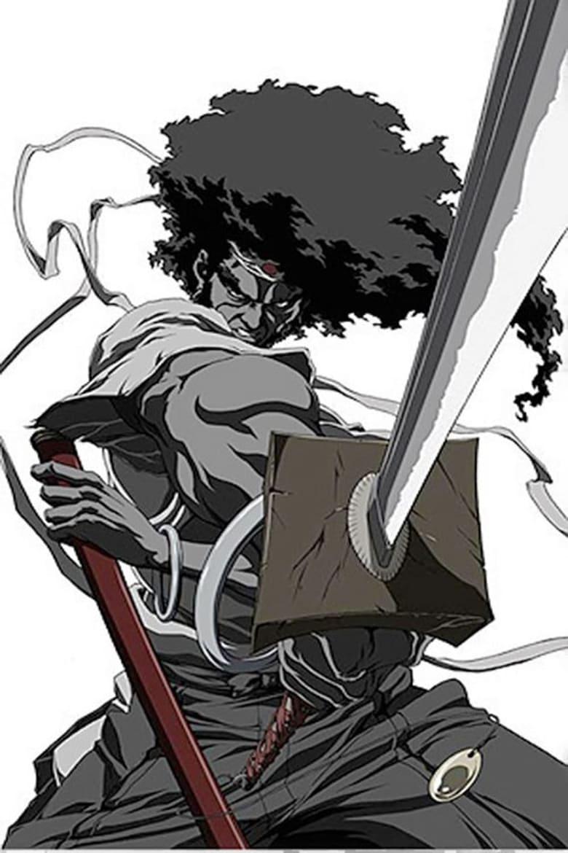 Afro Samurai Serien Stream