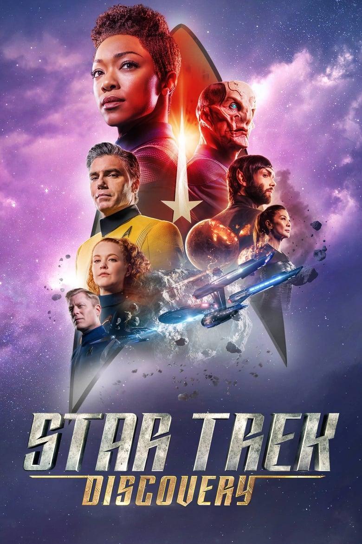 Εξώφυλλο του Star Trek: Discovery