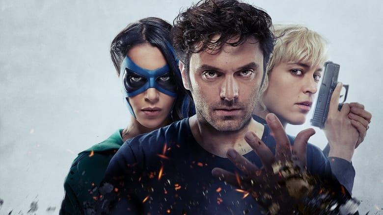 فيلم How I Became a Superhero 2021