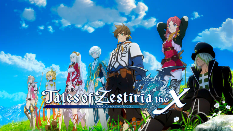Tales+of+Zestiria+the+X