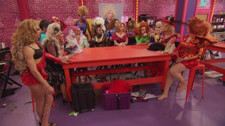 RuPaul: Carrera de drags: 11×2