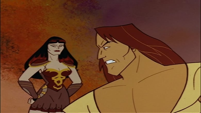 Hercules and Xena - The Animated Movie: The Battle for Mount Olympus 字幕付き