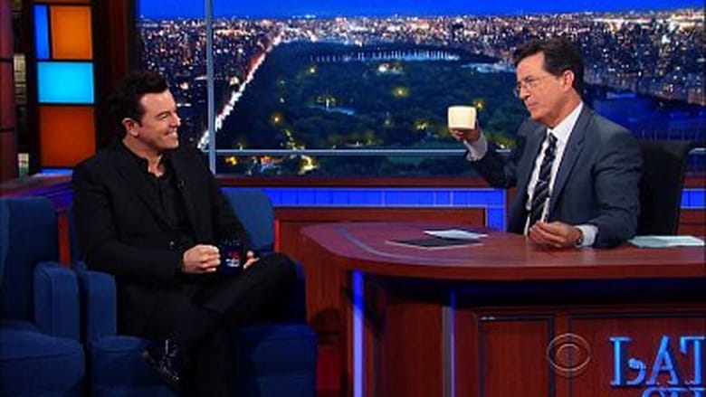 the late show with stephen colbert saison 1 episode 33 streaming. Black Bedroom Furniture Sets. Home Design Ideas