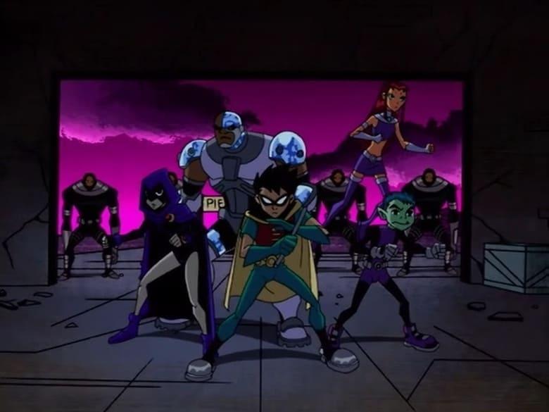 Teen Titans Season 1 Episode 11 - Watch Teen Titans Season -2124