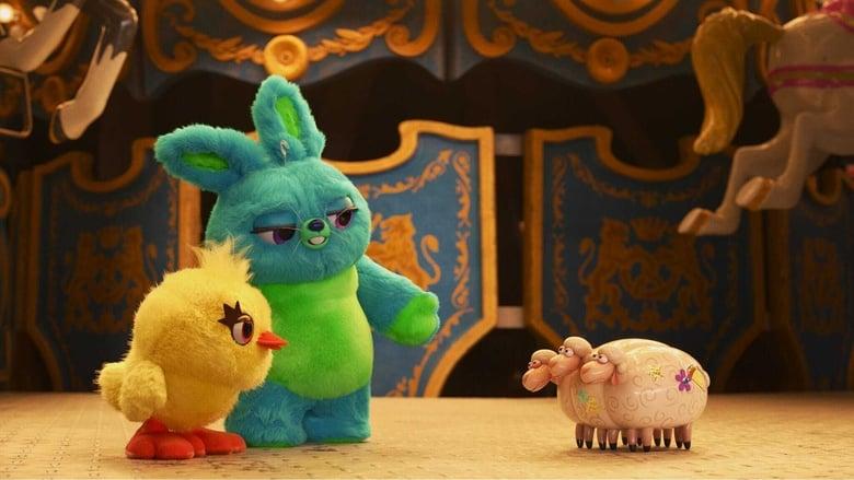 مشاهدة فيلم Fluffy Stuff with Ducky & Bunny: Three Heads 2021 مترجم أون لاين بجودة عالية