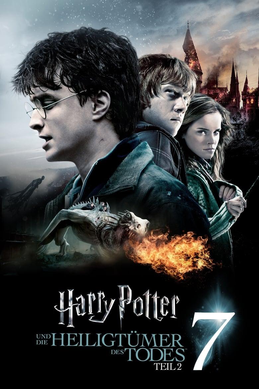 Harry Potter und die Heiligtümer des Todes - Teil 2 - Fantasy / 2011 / ab 12 Jahre