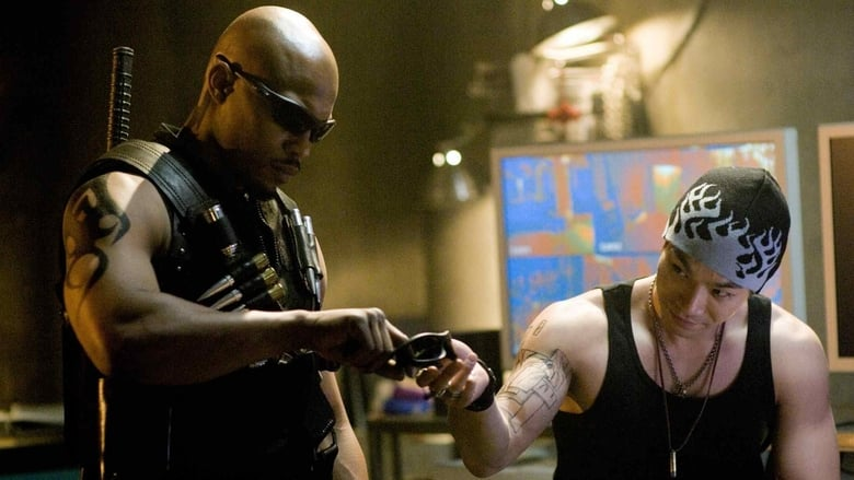 مشاهدة مسلسل Blade: The Series مترجم أون لاين بجودة عالية