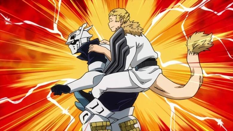 Boku no hero academy Temporada 2 Capítulo 22