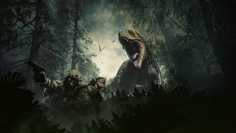 кадр из фильма Юрская охота