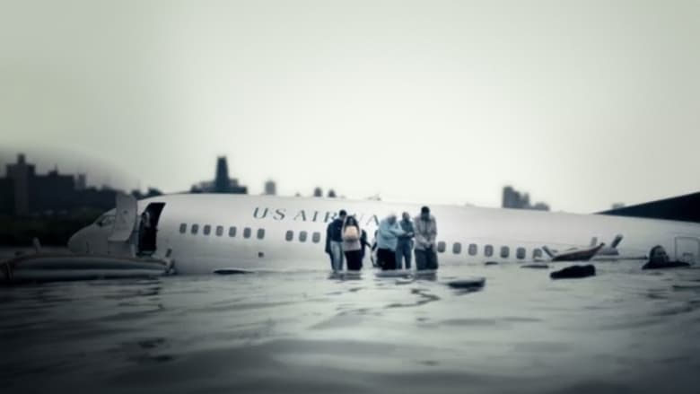 Miracle Landing on the Hudson banner backdrop