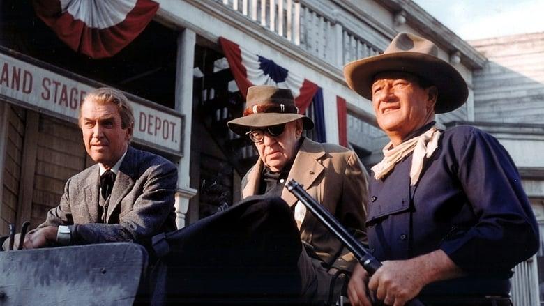 The Man Who Shot Liberty Valancet