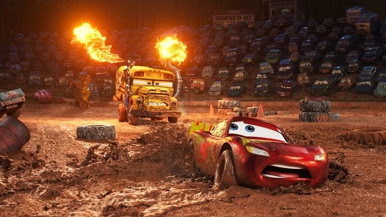 Ver Cars 3 (2017) Online Pelicula Completa Latino Español en HD