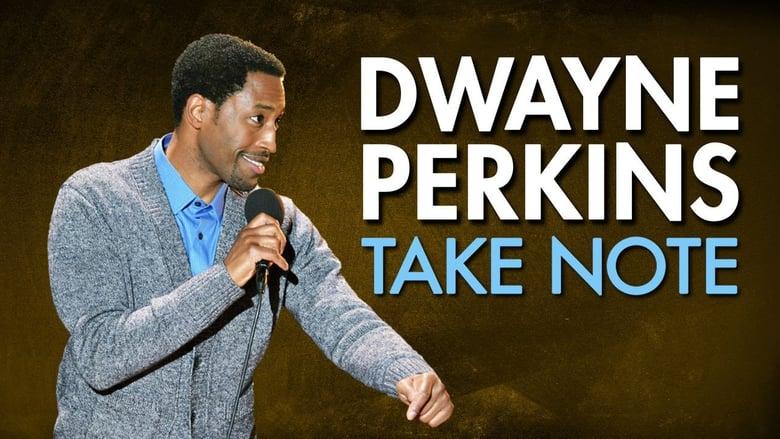 Watch Dwayne Perkins: Take Note Putlocker Movies