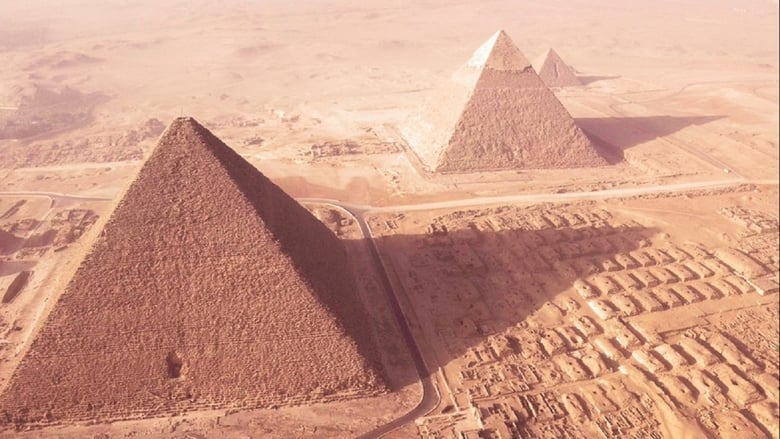 La pirámide de Keops al descubierto