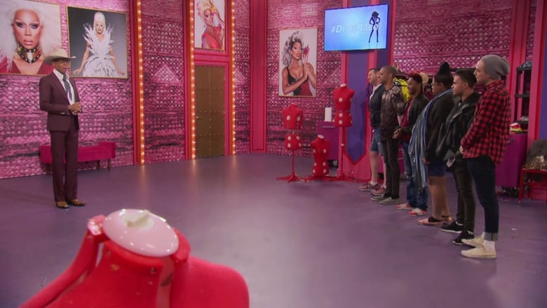 RuPaul: Carrera de drags: 11×11