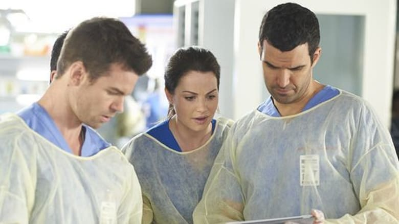 Saving Hope Season 3 Episode 9 | The Other Side of Midnight