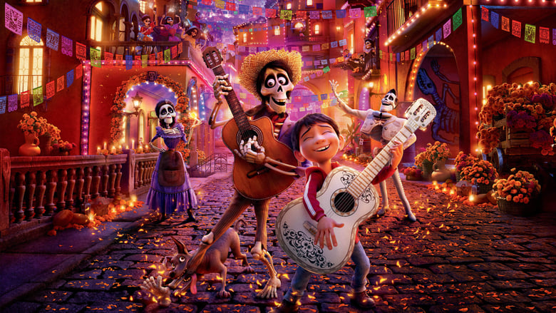 Coco (2017) BluRay 720p x264 800MB Ganool