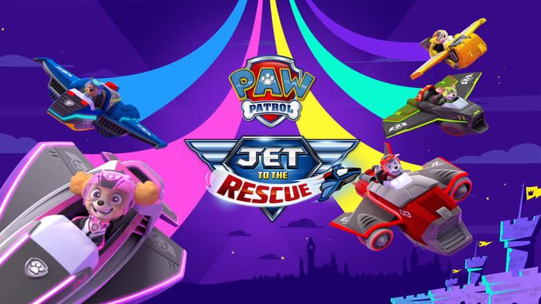 مشاهدة فيلم PAW Patrol: Jet to the Rescue 2020 مترجم أون لاين بجودة عالية