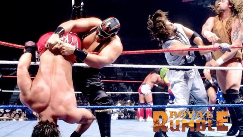 WWE Royal Rumble 1995