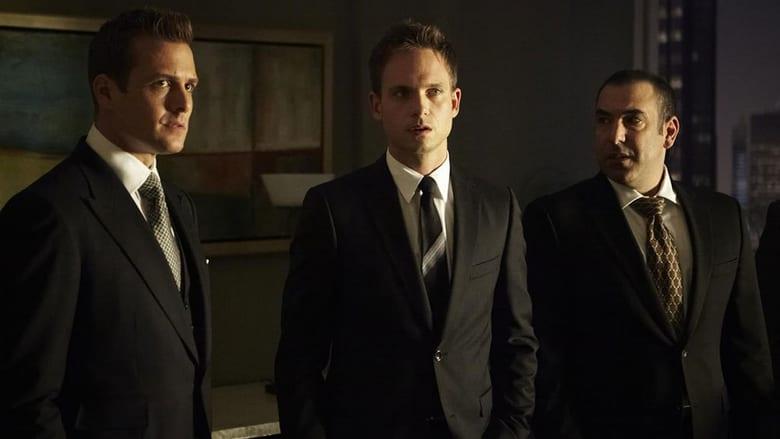 Kostiumuotieji / Suits (2013) 3 Sezonas