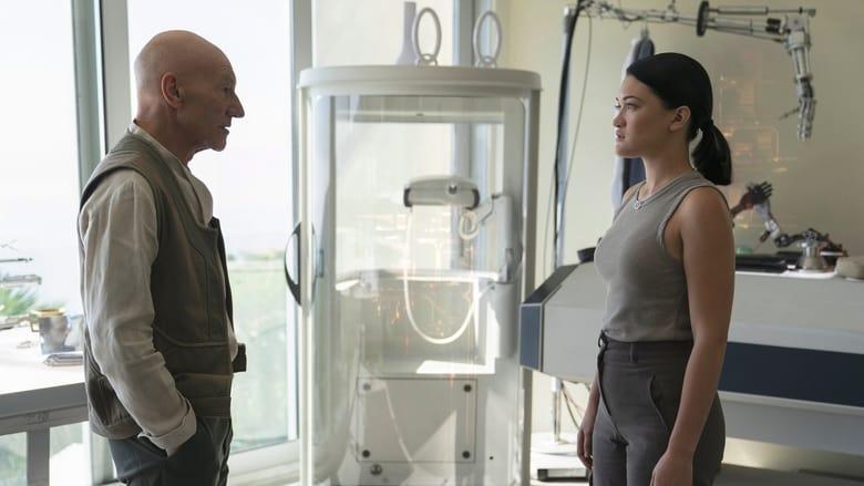 مسلسل Star Trek: Picard الموسم الاول الحلقة 9 مترجمة