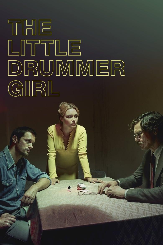 Εξώφυλλο του The Little Drummer Girl