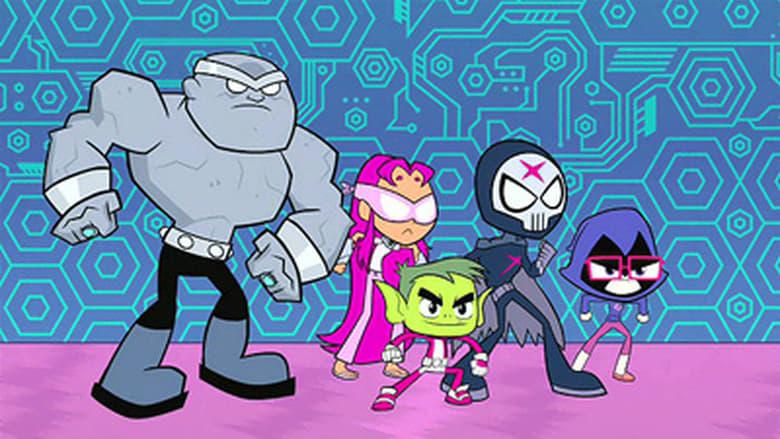 Watch Teen Titans Go Season 1 Episode 44 Online Free - Putlocker-8646