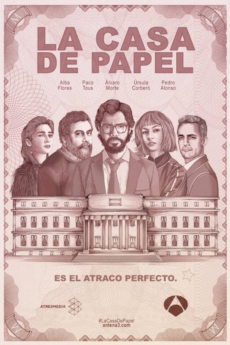 La casa de papel (Temporada 2)   Torrent