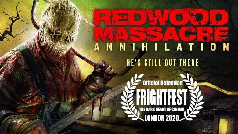 فيلم Redwood Massacre: Annihilation 2020 مترجم اونلاين