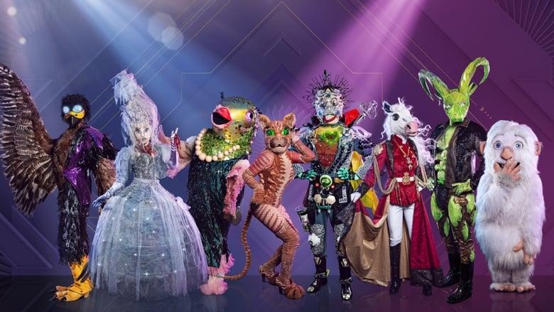 مسلسل The Masked Singer Austria 2020 مترجم اونلاين