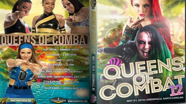 Watch Queens Of Combat QOC 12 Full Movie Online Free HD