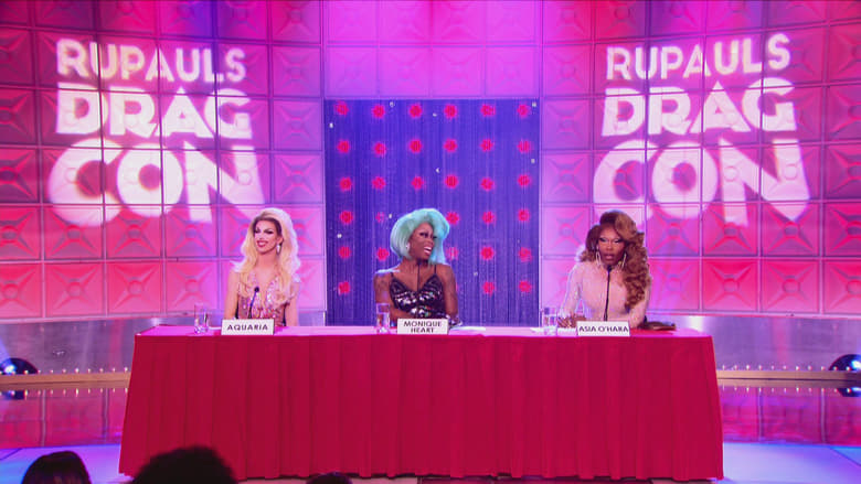 RuPaul: Carrera de drags: 10×6