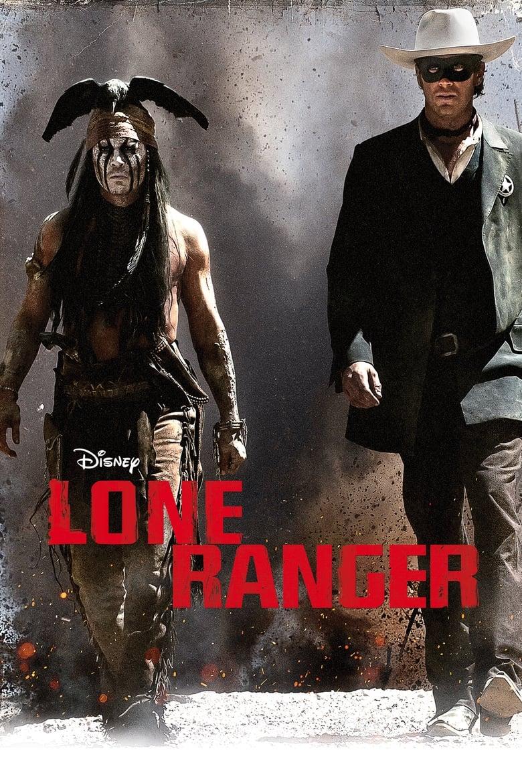 Lone Ranger - Action / 2013 / ab 12 Jahre