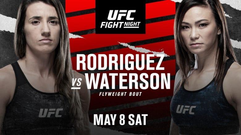 مشاهدة فيلم UFC on ESPN 24: Rodriguez vs. Waterson 2021 مترجم أون لاين بجودة عالية