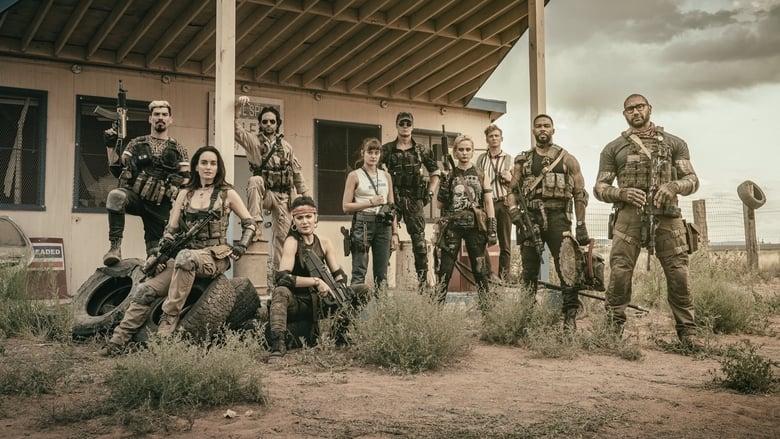 кадр из фильма Армия мертвецов