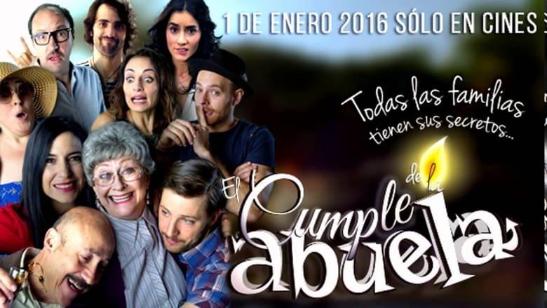 فيلم El cumple de la abuela 2015 مترجم اونلاين