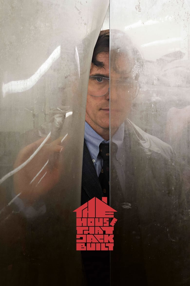 The House That Jack Built - poster