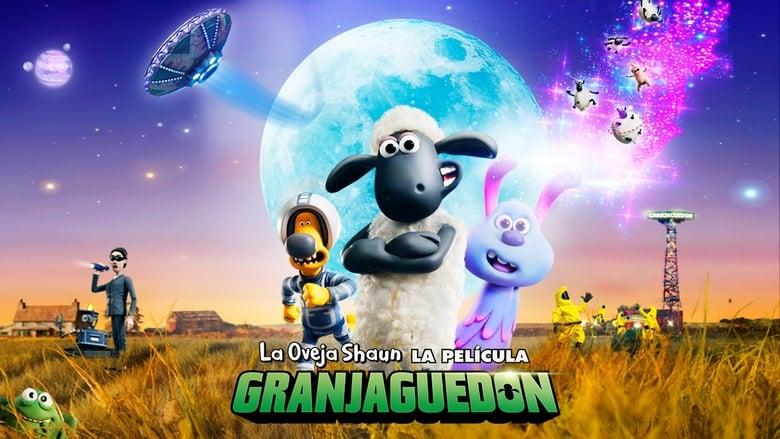 La oveja Shaun, la película Granjaguedón (2019)
