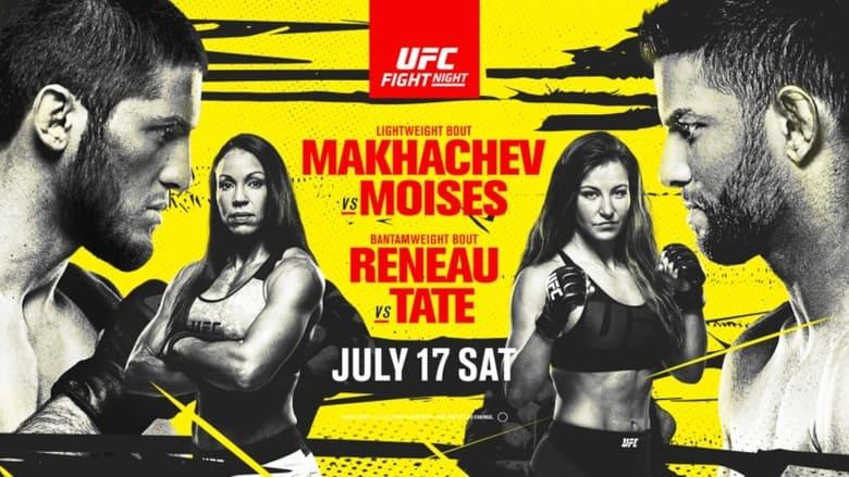 UFC on ESPN 26: Makhachev vs. Moises (2021)